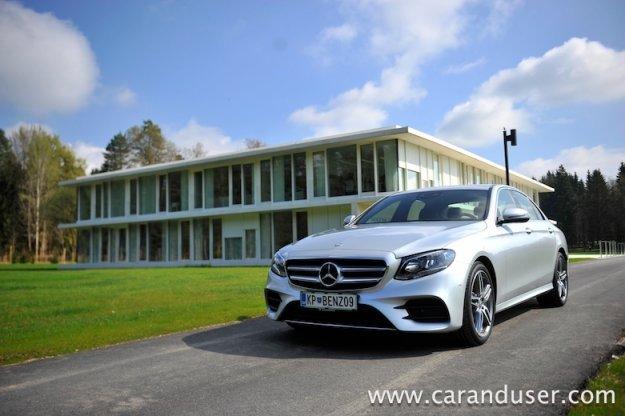 Mercedes-Benz razreda E (2016)
