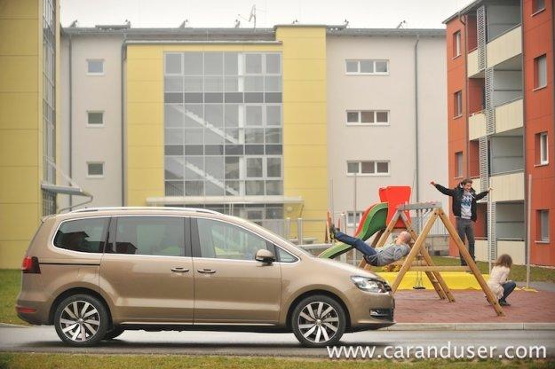 Volkswagen Sharan 2.0 TDI Highline Sky