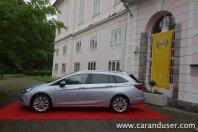 Opel Astra Sports Tourer (2016)