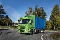 Scania z najbolj inovativnim 'zelencem'