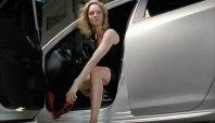 Uma Thurman in Alfa Romeo za do�ivetje sanj