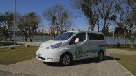 Nissanova premiera SOFC vozila