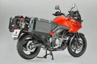Suzuki predstavil najnovejšo različico V-Stroma