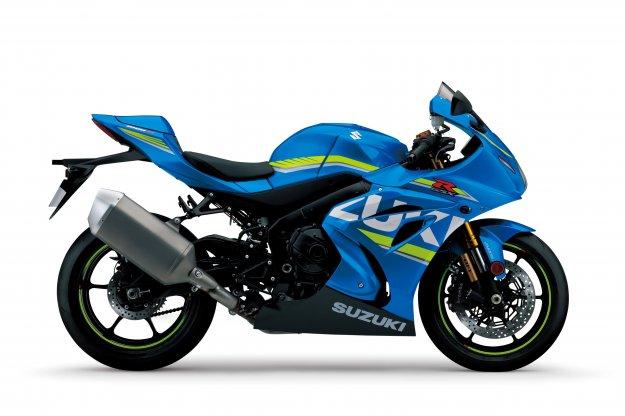 Suzuki z novim GSX zastavonošo?