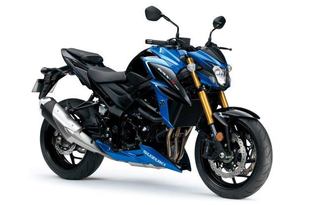 Širitev tudi v Suzukijevi naked-bike družini