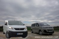 Peugeot Traveller in Citroen Spacetourer