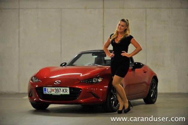 Mazda mx5 g130 revolution