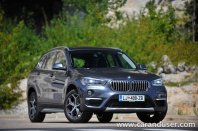 BMW X1 sDrive 18d (2016)