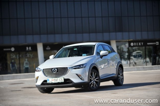 Mazda CX-3 G120 2WD Revolution