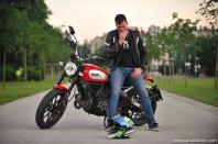 Spomladanski piknik za ljubitelje motociklov