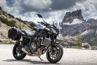 Novo pod Alpami: Yamaha Tracer 700 z opremo Traveler