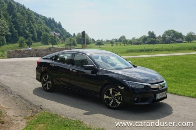 Honda Civic Grand (2017)