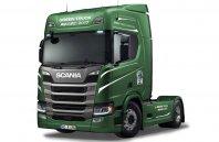 Najbolj 'zelen' tovornjak