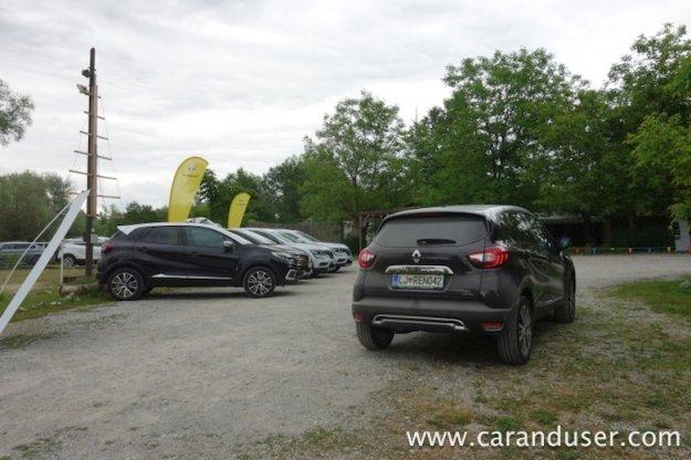 Novi Renault Captur in novi Renault Koleos