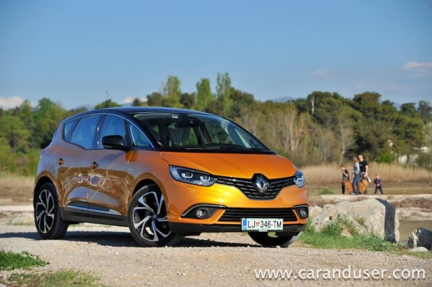 Renault Scenic energy dCi 160 EDC edition one