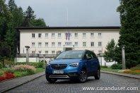 Opel Crossland X: dinamična predstavitev