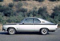 Opel Manta in Ascona sta dopolnili 40 let