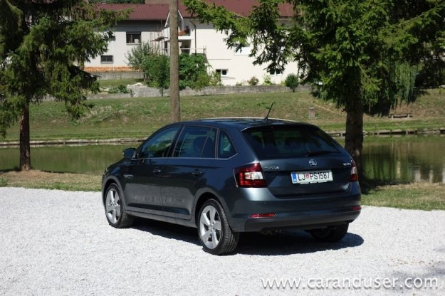 Škoda Rapid (2017)