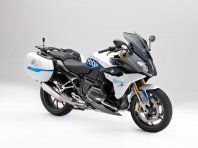BMW Motorrad predstavlja študijo R 1200 RS ConnectedRide