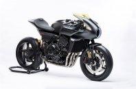 EICMA 2017: Honda CB4 »Interceptor«