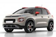 Citroën C3 Aircross tudi s petimi