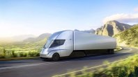 Tesla Semi – tovornjak prihodnosti