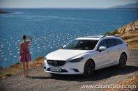 Mazda 6 sport combi CD175 (2017)