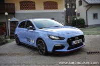 Hyundai i30N – Statična predstavitev