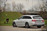 Mercedes-Benz E T 220d AMG line