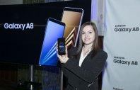 Samsung Galaxy A8 (2018) že v Sloveniji
