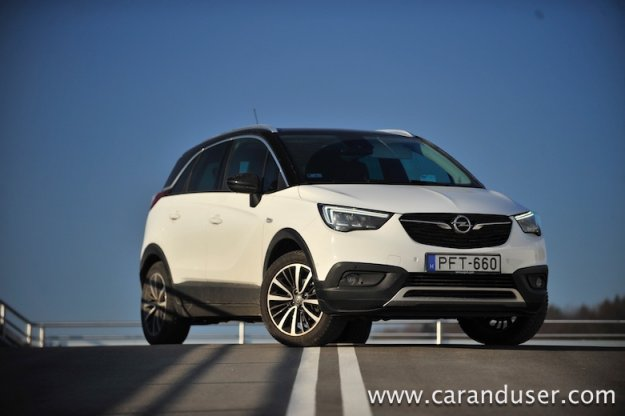 Opel Crossland X 1.6 Turbo D 120 Innovation