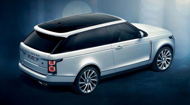 Ženeva 2018: Range Rover SV Coupé