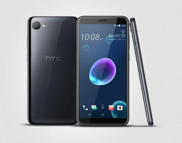 HTC Desire 12 in HTC Desire 12+
