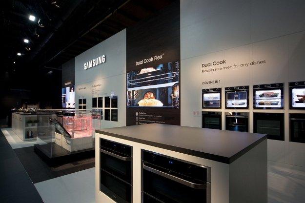 Samsungova inovativna Dual Cook Flex pečica