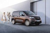 Opel Combo z letnico 2018