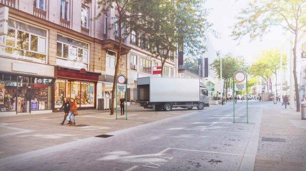 Bosch utira nove poti v tovornem prometu