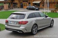 Prenovljeni Mercedes Benz razred C (2018)