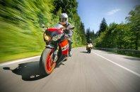 Pozno-jesenskih sedem za najbolj vzdržljive motoriste