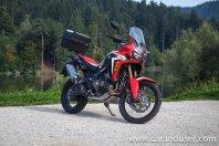 Honda CRF 1000 L Africa Twin DCT