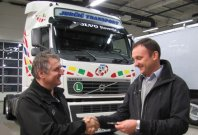 Volvo s stotim predstavnikom v Sloveniji