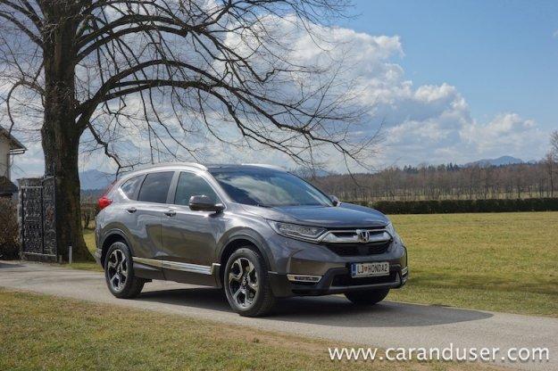 Honda CR-V Hybrid (2019)