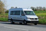 VW predstavlja novi Crafter Minibus
