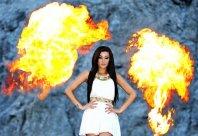 Sanja Grohar se igra z ognjem