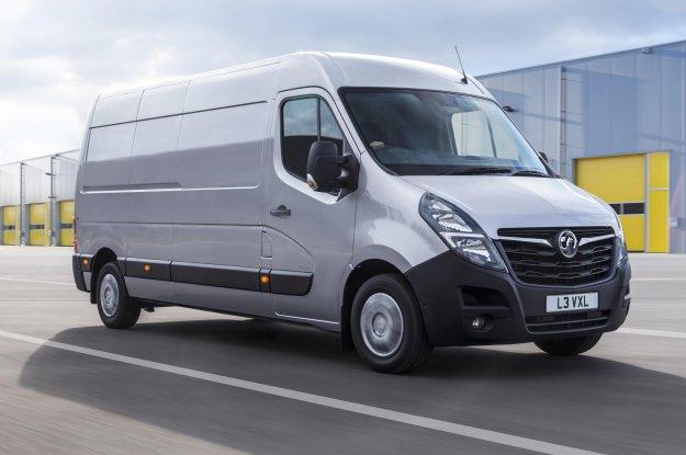 Novi Opel Movano (2019)