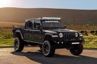 1000 »konjski« Jeep Gladiator