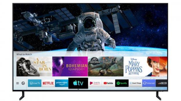 Samsung z 8K prek satelitov