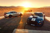 Kaj zmore srce novega Mustanga GT500 z letnico 2020?