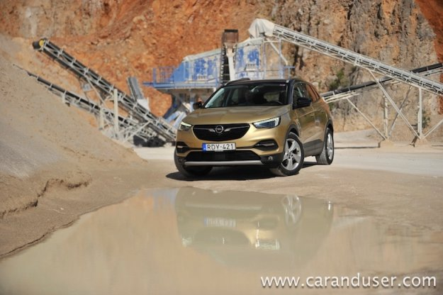 Opel Grandland X 1.5 CDTi 130 KM AT8 Ultimate