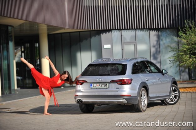 Audi A4 Allroad 2.0 TDI quattro S tronic