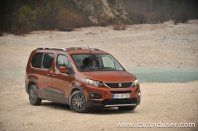 Peugeot Rifter L2 1,5 BlueHDi 100 Allure